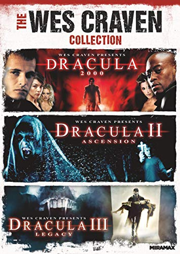 Dracula 3-Movie Collection (The Wes Craven Collection)