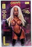 Carnal Comics Taylor Wane #1