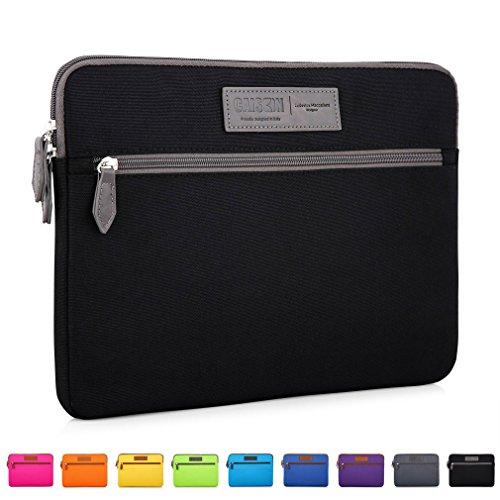 CAISON Laptop Hülle Tasche Sleeve für 12 Zoll MacBook Kompatibel mit 10.1 Inch ASUS Transformer Mini T102 C101 Chrombook
