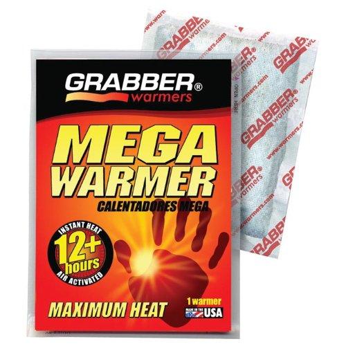 Grabber Mega Warmers, 12 heures et plus de chaleur - 1 pouce