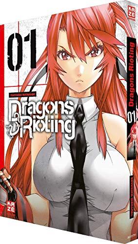 Dragons Rioting - Band 01