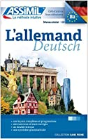 Assimil German: Allemand sans peine - book