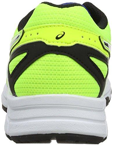 51t9Zsl93 L - ASICS GEL-GALAXY 8 GS Kids's Running Shoes (C520N)
