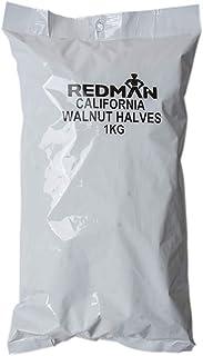 RedMan California Walnut Halves, 1Kg