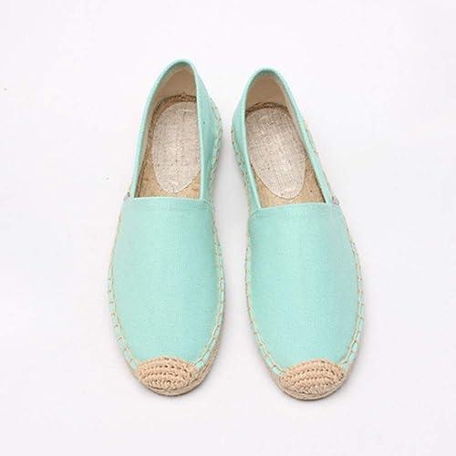 YOPAIYA Les Chaussures Plates à à la Mode des Femmes Printemps été Les Chaussures Bout Rond Chaussures Pêcheur  design simple et généreux