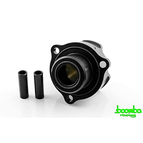 Boomba Racing BLOW OFF VALVE BLACK for 2013+ Ford Focus ST