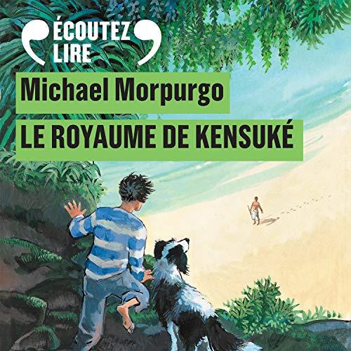 Le royaume de Kensuké audiobook cover art