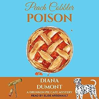 Peach Cobbler Poison audiobook cover art