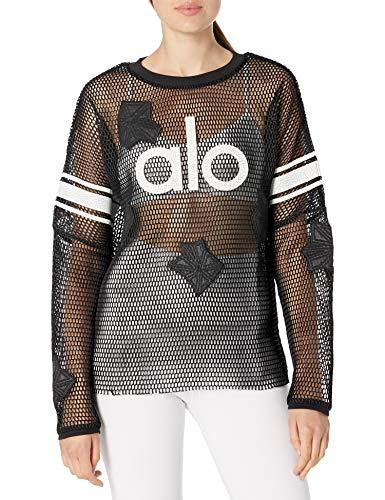 Alo Yoga Women's Yoga Jersey Long Sleeve Top