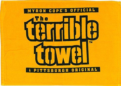 Terrible Towel - Yellow