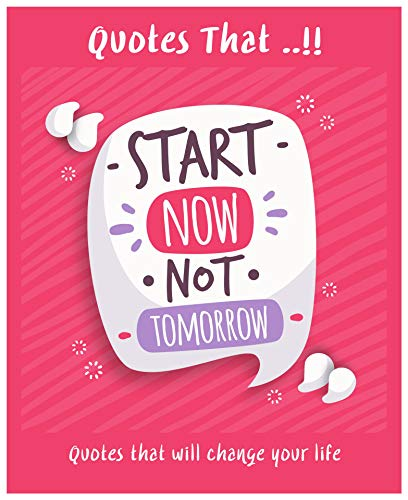 Quotes That - Quotes that will change your life: Book 1: Inspirational quotes wall decor stickers...