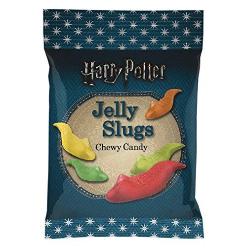 Jelly Belly Harry Potter Jelly Slugs Gummi Candy Slugs - 4 Packs