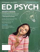 Ed psych (مع coursemate ، مدة 1(6أشهر) مطبوع عليها وصول للبطاقات) (إصدار جديد مطبوع عليه الأول في التدريب)