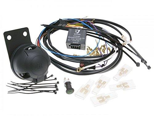 Elektrische set trekhaak 7-polig (ISO) voor quad en ATV