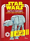 Star Wars: Battle Stations Activity Book and Model: Make Your Own AT-AT