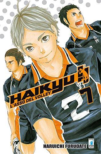 Haikyu!! (Vol. 7)
