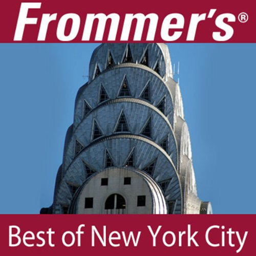Frommer's Best of New York City Audio Tour Titelbild