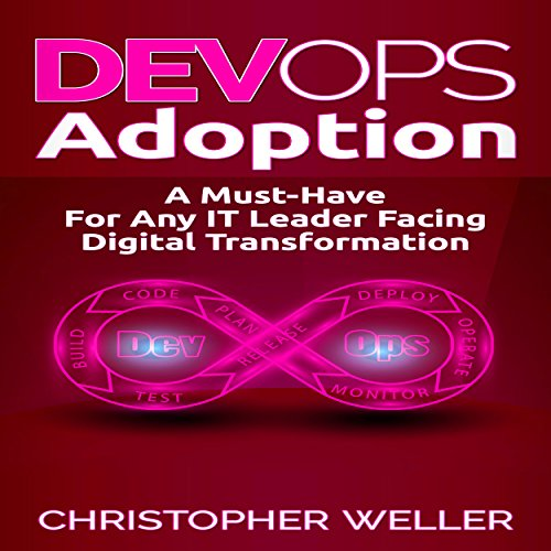DevOps Adoption audiobook cover art