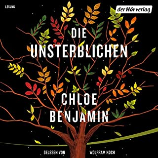Die Unsterblichen                   By:                                                                                                                                 Chloe Benjamin                               Narrated by:                                                                                                                                 Wolfram Koch                      Length: 11 hrs and 20 mins     Not rated yet     Overall 0.0