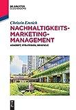 Buchempfehlung: Nachhaltigkeits - Marketing - Management