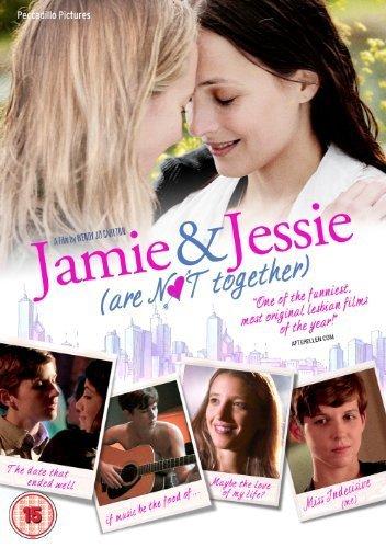 Jamie and Jessie Are Not Together ( Jamie & Jessie (Are Not Together) ) ( Jamie & Jessie Are Not Together ) [ NON-USA FORMAT, PAL, Reg.2 Import - United Kingdom ] by Jacqui Jackson