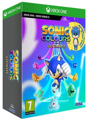 Sonic Colours Ultimate - [Esclusiva Amazon.It] - Xbox One