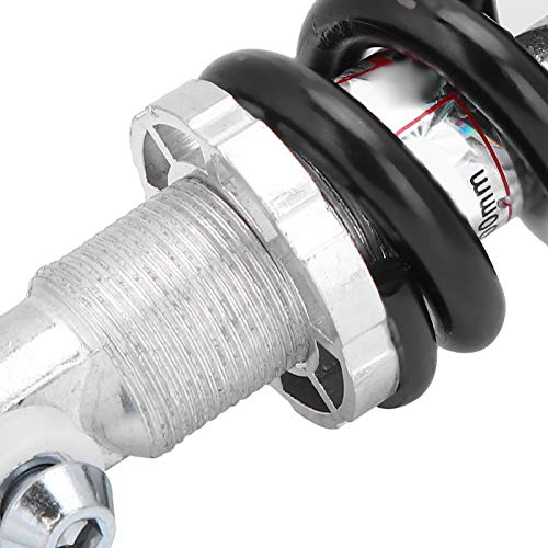 Amortiguadores de bicicleta, amortiguador de choque trasero fuerte para bicicletas de montaña para bicicletas eléctricas plegables
