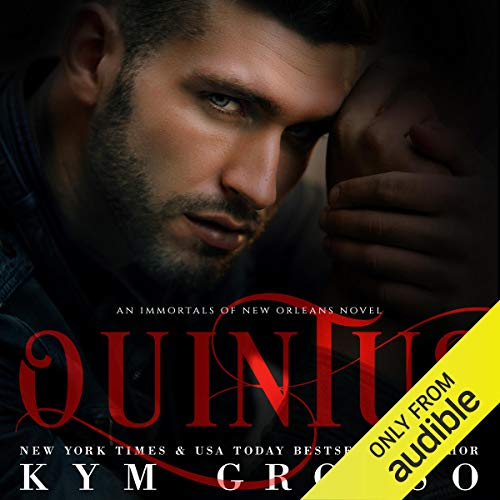 Quintus audiobook cover art