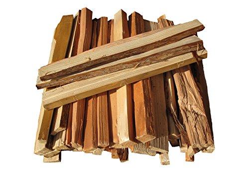【箱に満タン】焚き付けスターター細薪 針葉樹 100サイズのダンボール箱入り 薪の長さ:30cm 重量:約8kg前後【長野県産】