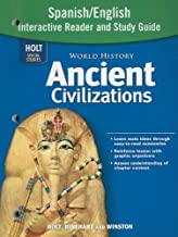 World History: Ancient Civilizations: Spanish/English Interactive Reader and Study Guide