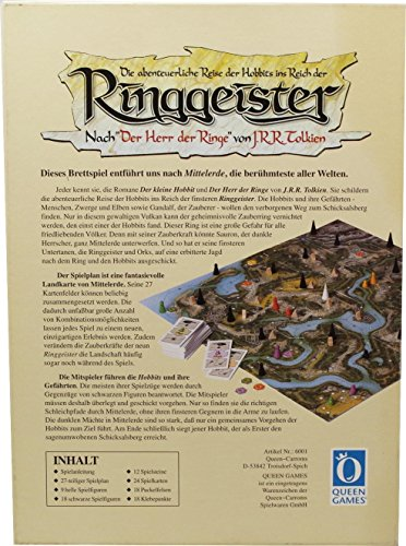 Queen Games 6001 - Ringgeister