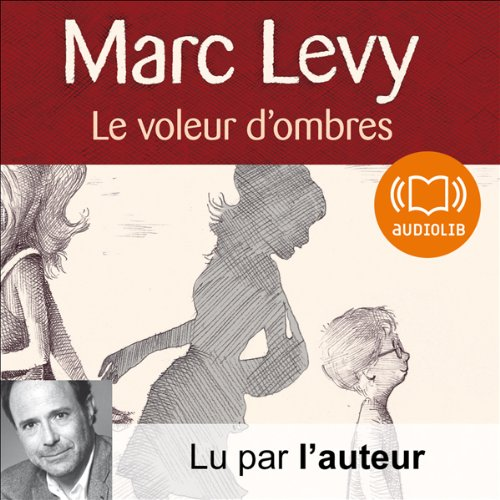 Le voleur d'ombres  audiobook cover art