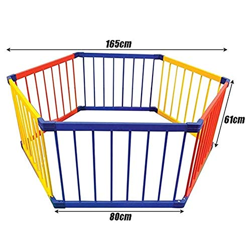 Learn More About Byrhgood Playpen Baby Portable Wooden Playground Fence Baby, Child/Child Safety Fen...