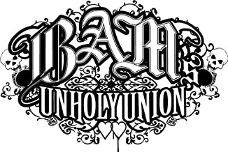 Bam's Unholy Union Poster TV E 11x17 Bam Margera Missy Rothstein Ryan Gee Joseph Frantz