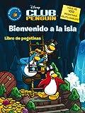 Club Penguin. Bienvenido a la isla: Libro de pegatinas