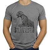 Tshirt Rugby Sauvage Jaguar - M, Blanc