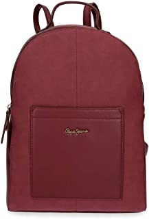 Lorain Mochila Porta Tablet, color Roja