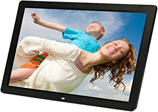 Digital Picture Frame with IPS Display Ultra-thin Narrow Side 12 Inch Digital Picture Frame 800600 Pixels High Resolution LED Screen 1080P HD Video Playback Auto On//Off Timer Remote Control Included