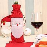 Arpoador Küche Besteck Anzug Besteck Halterungen Taschen Messer Gabeln Tasche Schneemann geformte Kleidung Hose Weihnachten Party Dekoration DIY