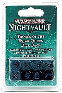 Warhammer Underworlds: Shadespire ? Thorns of The Briar Queen Dice Pack
