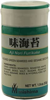 Aji Nori Furikake (Seasoned Mix) - 1.9oz [Pack of 3]