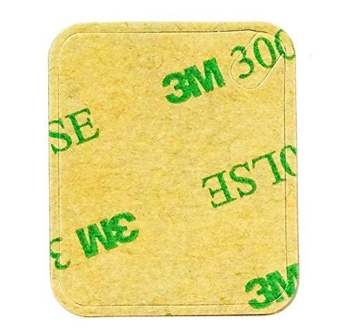 Tiras adhesivas de doble cara 3M de 42 mm para Apple Watch 42 mm 1ª generación / Series 1 / Series 2 / Series 3 – Reparación de pantalla de cristal LCD todos los modelos de iWatch
