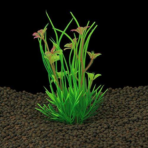 KAYI Aquarium Plante En Plastique Herbe Osmanthus Fleur Enceinte DIY Réservoir D'eau Décor 10 Pcs