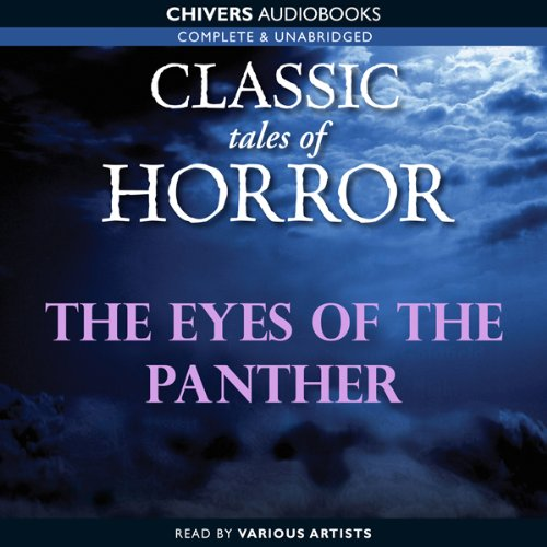 Classic Tales of Horror: The Eyes of the Panther copertina