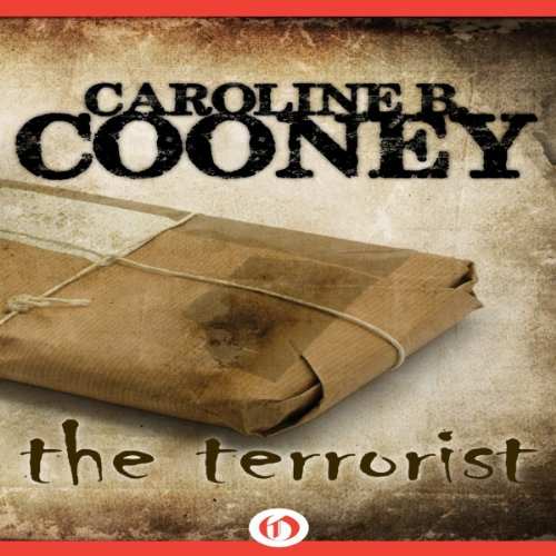 The Terrorist audiobook cover art