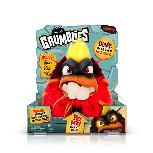 Grumblies Scorch with Light Up Eyes