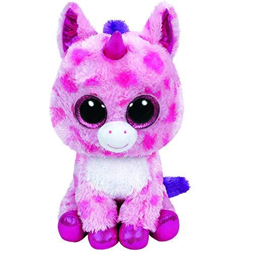 Gevulde Valentine Unicorn Speelgoed Dieren Poppen, Gevulde Zachte Grote Ogen Kussen, Babyslaap Poppen, Kerstcadeau Voor Kinderen 30Cm