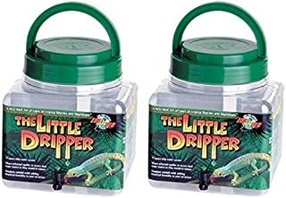 Zoo Med Labs Drip System - Little Dripper (2 Pack)
