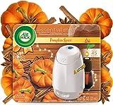 Air Wick Essential Mist, Essential Oils Diffuser, (Diffuser + 1 Refill), Pumpkin Spice, Fall Scent, Fall Spray, Air Freshener
