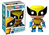 Funko FUN2277 Marvel Universe POP Heroes X-Men Wolverine 4-Inch Vinyl Bobble-Head Figure